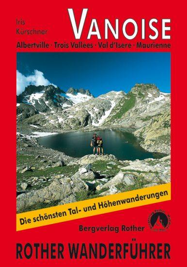 Cover Rother Wanderführer Vanoise von Iris Kürschner