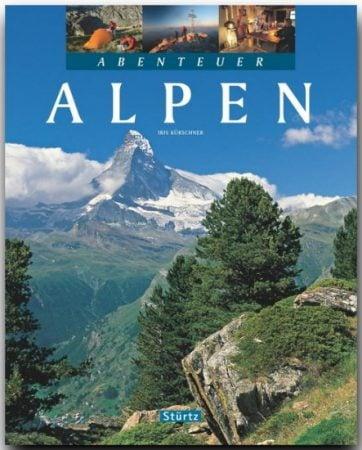 Cover Abenteuer Alpen 1. Auflage von Iris Kürschner