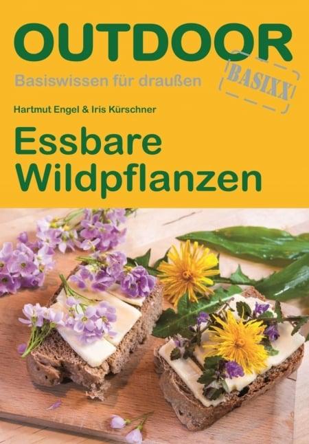 Cover Essbare Wildpflanzen von Iris Kürschner