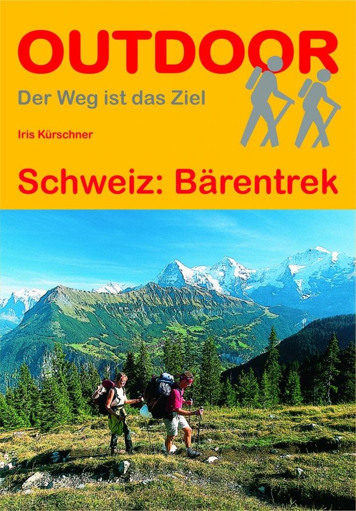 Cover Bärentrek von Iris Kürschner