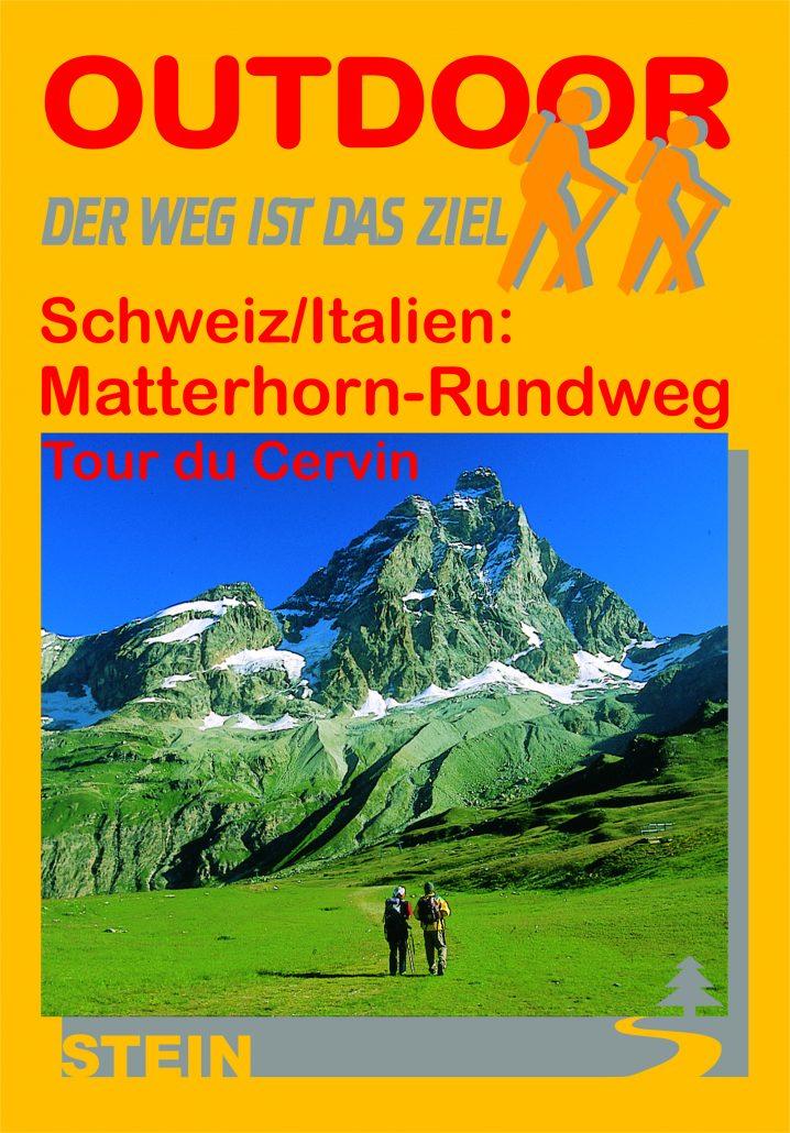 Cover Matterhorn Rundweg von Iris Kürschner