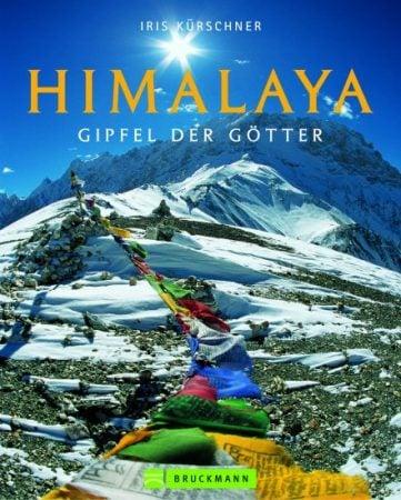 Cover Himalaya Gipfel der Götter von Iris Kürschner