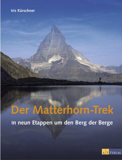 Cover Matterhorn-Trek von Iris Kürschner