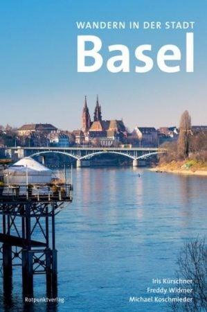 Cover Wandern in der Stadt Basel von Iris Kürschner