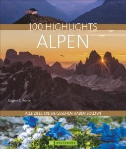 Cover 100 Highlights Alpen