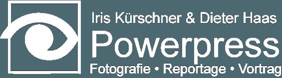 Iris Kürschner und Dieter Haas - Powerpress