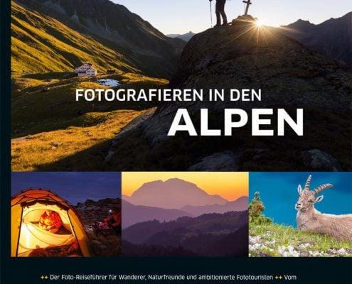 Rheinwerk Verlag Fotografieren in den Alpen von Iris Kürschner und Dieter Haas
