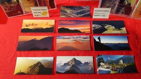 Postkarten Edition GTA Grande Traversata delle Alpi