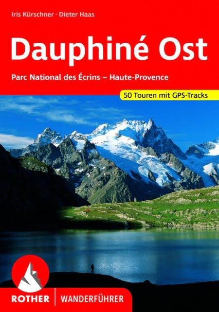 Cover Rother Wanderführer Dauphiné Ost von Iris Kürschner