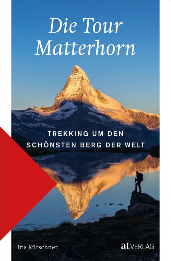 Cover AT Verlag Die Tour Matterhorn von Iris Kürschner 978-3-039021123-9